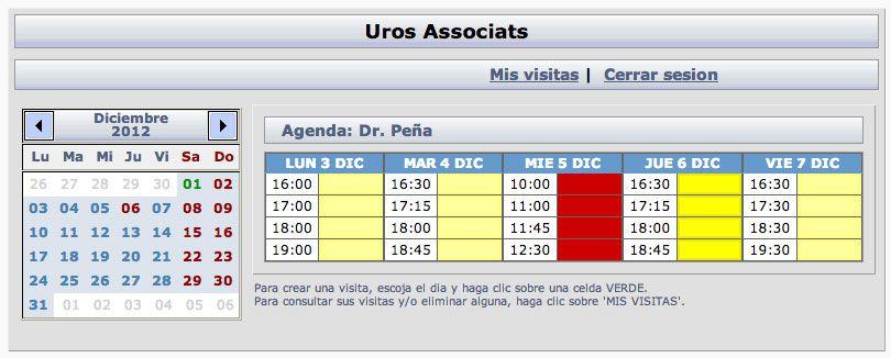 UROS-agenda-online