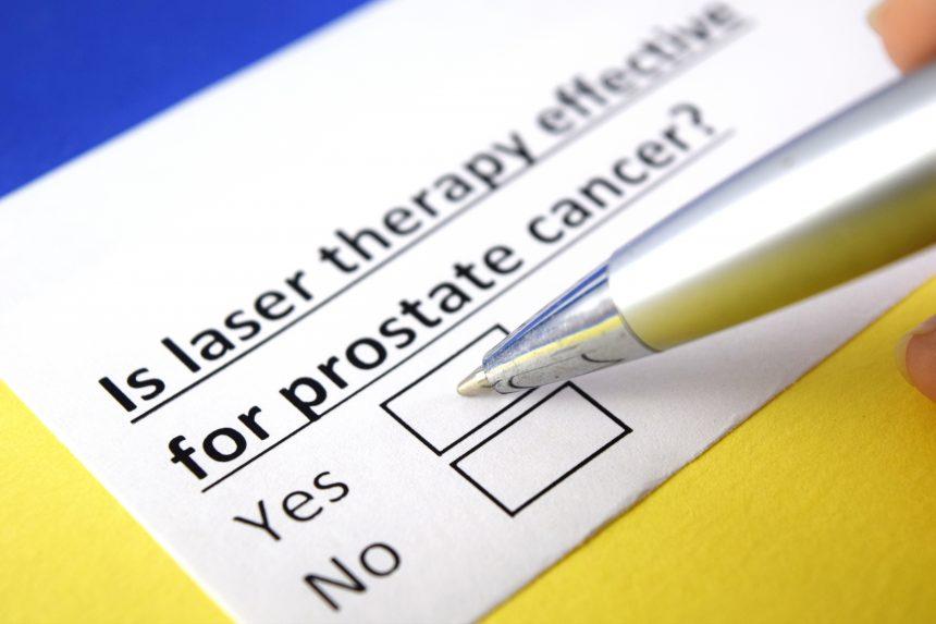 ¿Qué debo esperar en el postoperatorio de una cirugía de una Hiperplasia Benigna de Próstata con láser?
